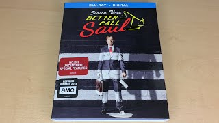 Better Call Saul: Season Three - Blu-ray Unboxing