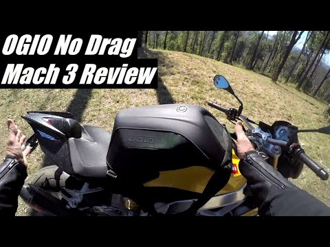 Ogio No Drag Mach 3 Review
