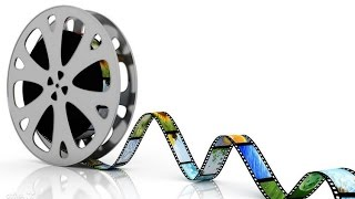 Фильмы на пленке в Кинотеатре, как это было.