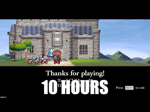 Rogue Legacy - Ending Theme Extended (Whale. Shark) (10 Hours)