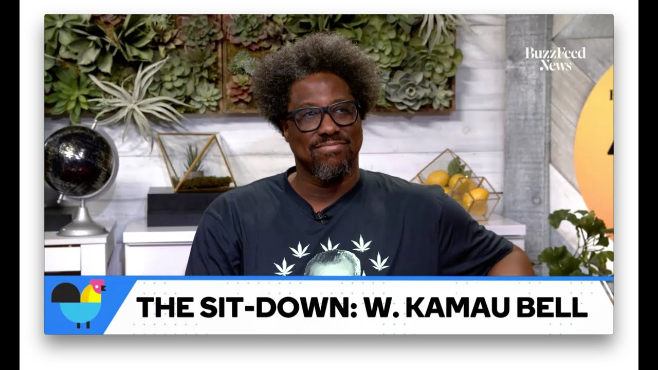 Download W. Kamau Bell Gives Some Advice To White People