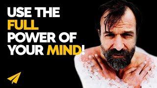 Wim Hof The Iceman MINDSET | How to Become SUPERHUMAN | #MentorMeWim