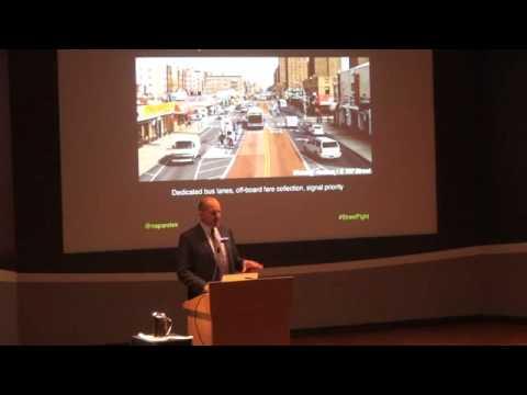 Aaron Naparstek: Street Fight! The Livable Streets Revolution