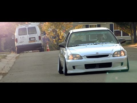 [RFasanaroTV]- HellaFlush EK Civic Hatchback