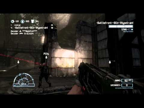 Aliens vs Predator 3 Species Team Deathmatch Multiplayer Gameplay - Marine - Part 2