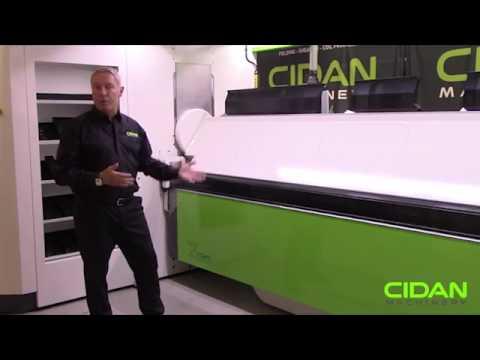 CIDAN CNC CAKA Aşağı Yukarı Büküm