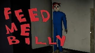 Feed Me Billy   We're the killer?! (New Puppet Combo game)