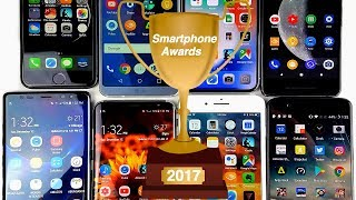 BEST SMARTPHONE AWARDS 2017!