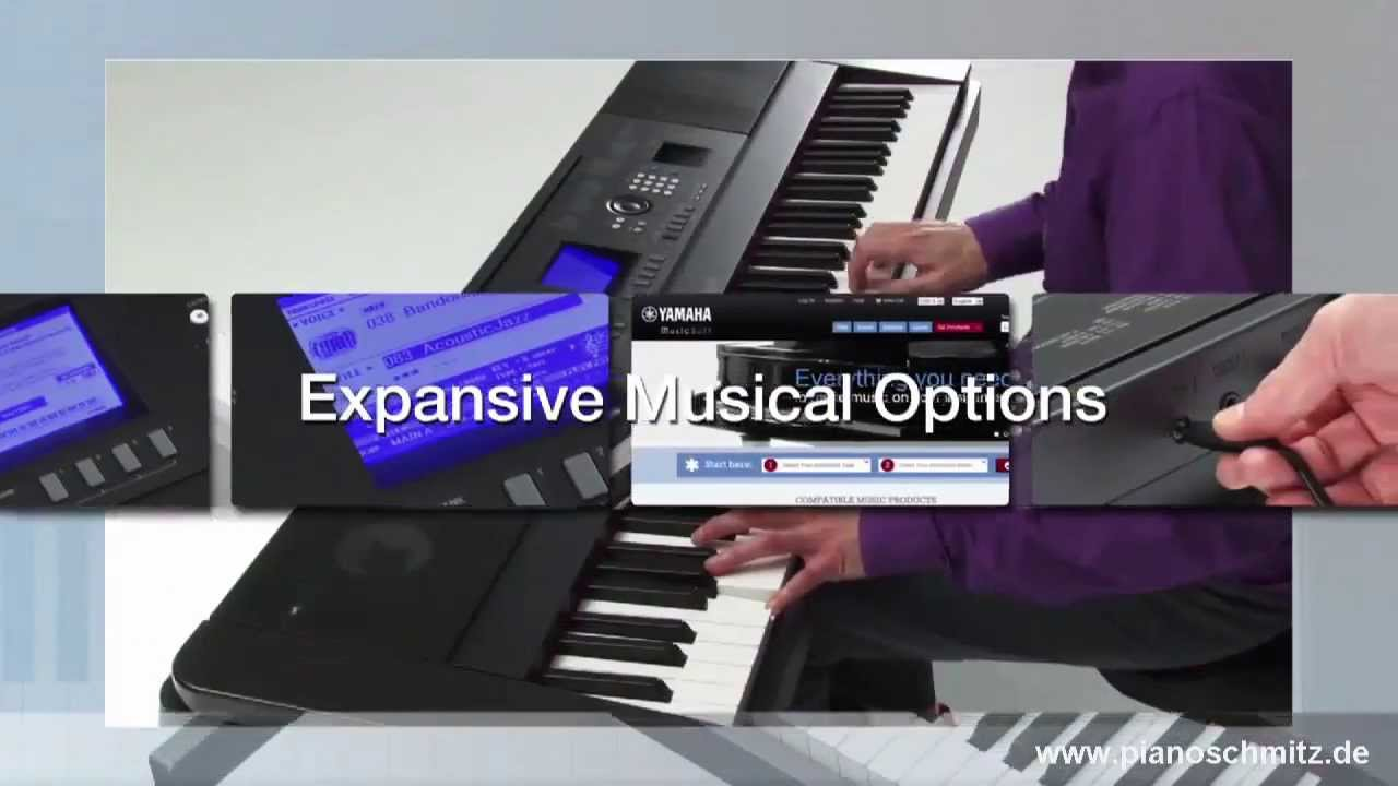 yamaha dgx 650 piano schmitz youtube. Black Bedroom Furniture Sets. Home Design Ideas