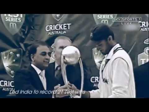 Sourav 'Comeback' Ganguly | My Tribute | HD