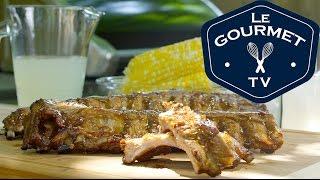 Back Ribs With Hoisin Sauce Recipe - Legourmettv