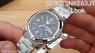 SEIKO SNKE63J1 - Fantastic budget field watch