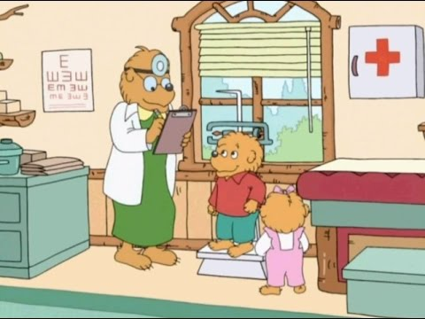 The Berenstain Bears - Go To The Doctor [Full Episode]