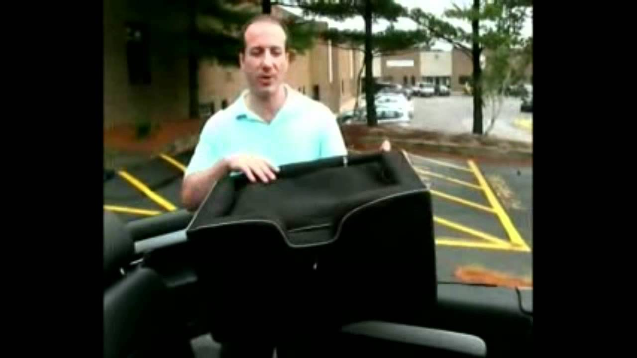 Pet Gear Booster Car Seats For Dogs Demonstration Installation