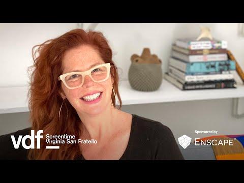 Live interview with Virginia San Fratello | Virtual Design Festival | Dezeen