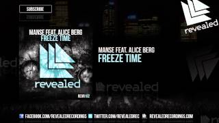 Baixar - Manse Feat Alice Berg Freeze Time Out Now Grátis