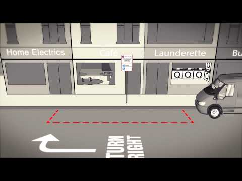 Find out how loading bays work