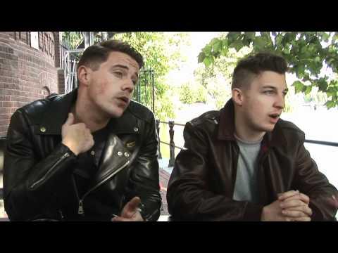 Arctic Monkeys interview - Matt Helders and Jamie Cook (part 4)