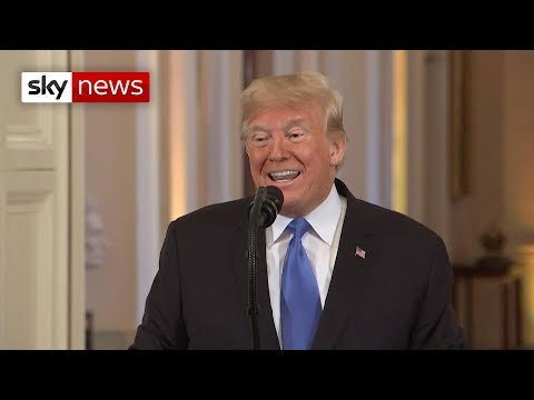 BREAKING NEWS: Donald Trump tells Sky News: I beat Obama and Oprah in Georgia