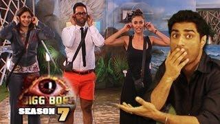 Bigg Boss 7 25th September 2013 Full Episode - Armaan & Anita POLITICS