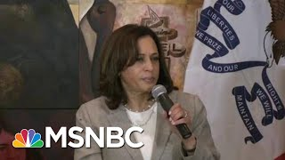 Kamala Harris 'Drops The Mic' On Trump: He Needs To Go Back To Where He Came From | Deadline | MSNBC