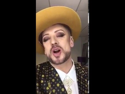 Boy George on His O Visa and Michael Wildes His Immigration Lawyer