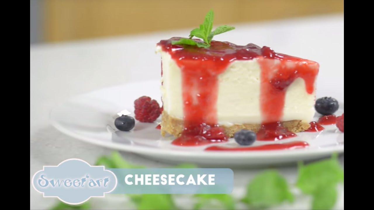 Reteta - Cheesecake fara coacere
