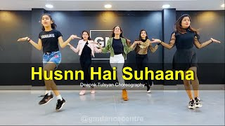Husnn Hai Suhaana | @Deepak Tulsyan Choreography | G M Dance | Coolie No. 1