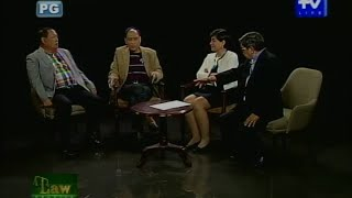 UNTV Life: Law Profile - CCTV footages in crime (December 10, 2015)