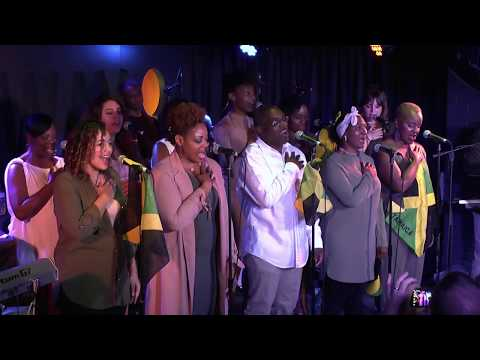 Jamaican National Anthem by IDMC Gospel Choir