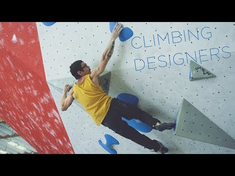Bringing Outdoor Inspiration To the Indoor Gym: Jeremy Ho   Climbing Designers