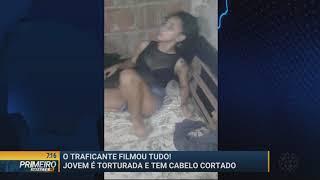 Jovem é torturada por traficante - Primeiro Impacto PR (24/01/19)
