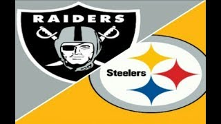 Raiders Vs Steelers | Forever Rivals