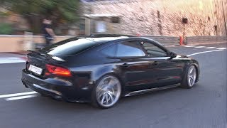 Audi RS7 Sportback THP Stage 2 with LOUD Milltek Sport Exhaust!