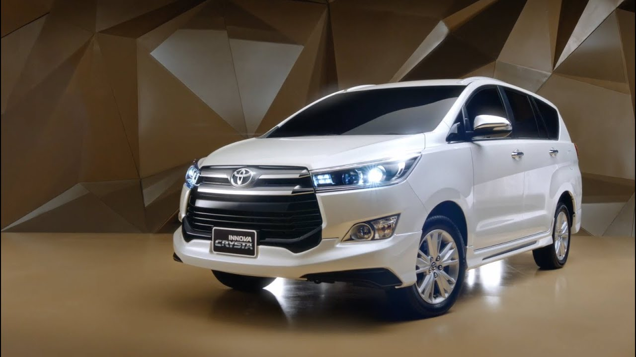 innova new venturer 2018 pajak tahunan all kijang crysta life is infinite youtube