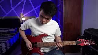 Sabahan Song Medley Guitar Cover