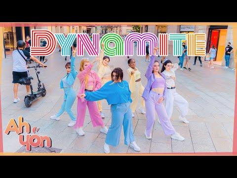 [KPOP IN PUBLIC] BTS (방탄소년단) - 'DYNAMITE' | Dance Cover by Ahyon Unit