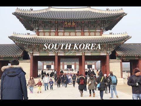 Travel Diary: South Korea - Busan, Jeju, Seoul (2017/18)