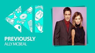PODCAST Previously - Pourquoi Robert Downey Jr. s'est fait virer de la série Ally McBeal ?