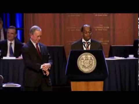 Mayor Bloomberg Delivers Remarks on Rise of American Cities and the Threats to Continued Progress