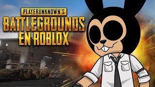 ROBLOX: PLAYERUNKNOWN'S BATTLEGROUNDS ⭐️ iTownGamePlay