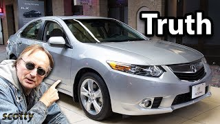 The Truth About Acura Cars