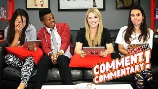 We Got Ourselves a Foursome on COMMENT COMMENTARY 139!