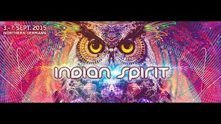 "Closing ""Indian Spirit"" 2015 - Schrittmacher @ Tribe Floor (After Show)"