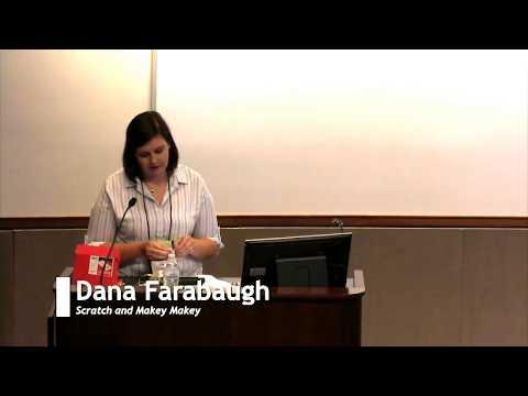 Dana Farabaugh - Coding with Scratch