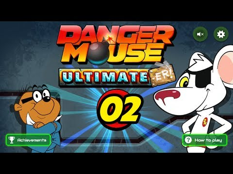 danger mouse ultimate er 2 swearing on a kids game youtube