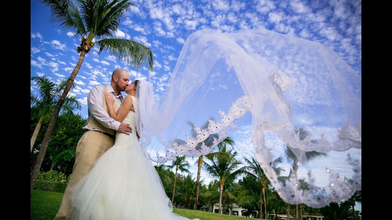 Riu Palace Mexico Wedding Video