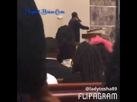 Prophet Brian Carn at Greater New Bethel Sounds Of Praise