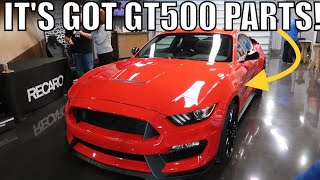 FORD Explains WHY the 2019 SHELBY GT350 is SO GOOD! *2020 GT500 PARTS*
