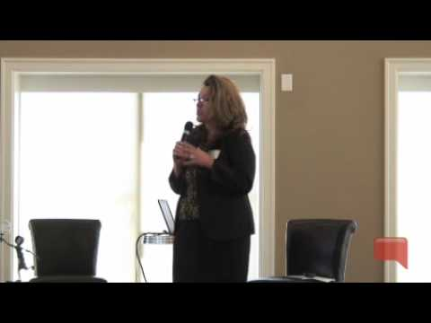 Carine Clark, Senior VP of Marketing for Symantec